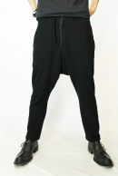 【ポイント5倍】nude:mm PANTS BLACK