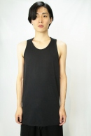 nude:mm TANK TOP CHARCOAL