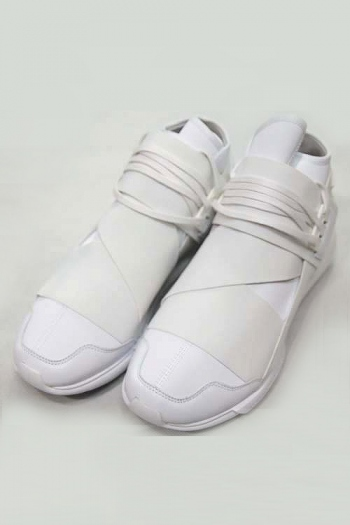 【45%OFF+ポイント5倍】Y-3 QASA HIGH WHITE