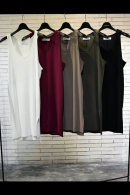【予約】DBSS 19AW Long tank top_db95