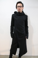 【予約】lien 16AW mods coat BLACK
