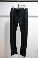 【予約】lien 16AW trousers BLACK
