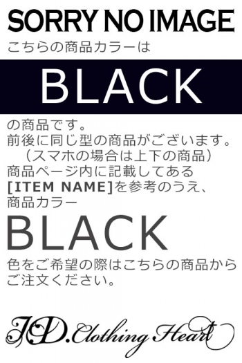 【SOLDOUT】lien 1arm H/S BLACK