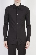 GalaabenD  Regular Shirt BLACK