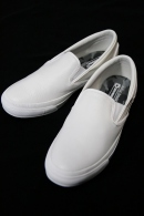 【20%OFF+ポイント10倍】AKM×CONVERSE SKIDGRIP SLIP-ON WHT
