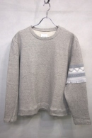 【30%OFF+ポイント10倍】Sise TORTEX LONG SLEEVES GRAY