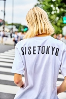 【15%OFF+ポイント15倍】Sise 17SS BACK TOKYO T-SHIRT WHITE