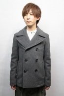 【35%OFF】AKM P COAT C.GREY
