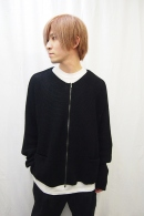 【20%OFF+ポイント5倍】The Viridi-anne 19AW ZIPカーデ_tv95