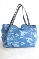 RESOUND×decade TOTE BAG INDCAMO