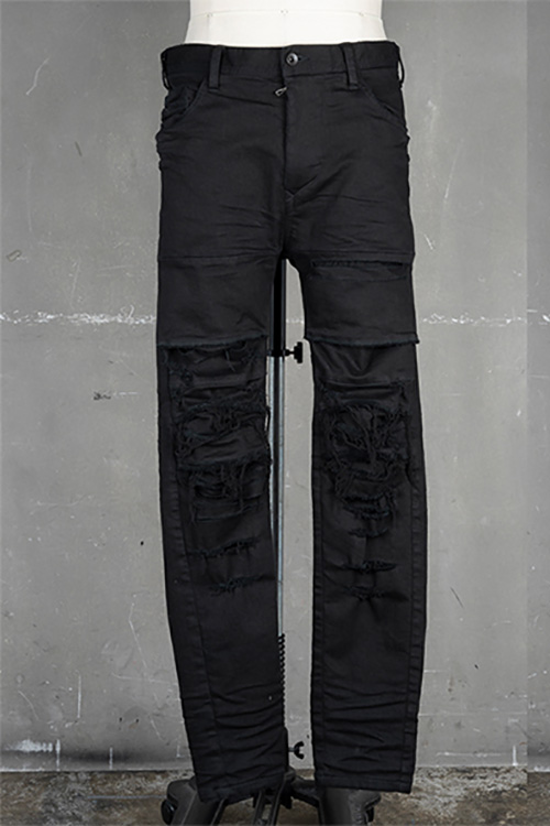【予約】JULIUS 21SS 10.5oz STRETCH DENIM_ju12