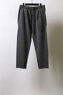 【40%OFF+ポイント10倍】wjk easy cut&sawn pants d.gray