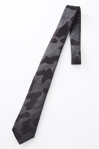 akm 17ss neck tie black camo i d heart