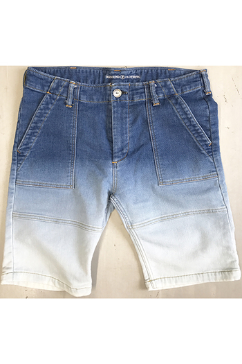 【予約】RESOUND CLOTHING 17SM Baker shorts INDGR
