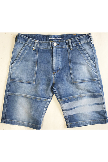 【予約】RESOUND CLOTHING 17SM Baker shorts INDLINE