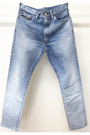 【予約】RESOUND CLOTHING 17SM MIKE DENIM INDC