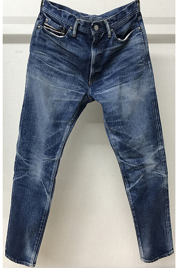 【予約】RESOUND CLOTHING 17SM MIKE DENIM INDB