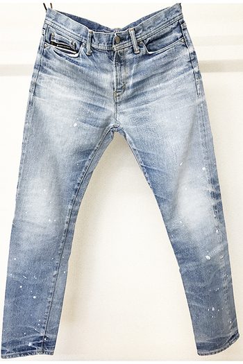 【予約】RESOUND CLOTHING 17SM JOHN DENIM INDC