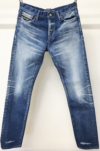 【予約】RESOUND CLOTHING 17SM JOHN DENIM INDA