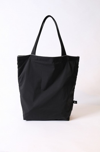 【35%OFF+ポイント10倍】wjk packable tote-bag black