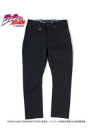 【予約】glamb×JOJO 17SM JOJO Dickies pants Black