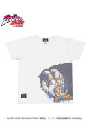 【予約】glamb×JOJO 17SM The Hand T White