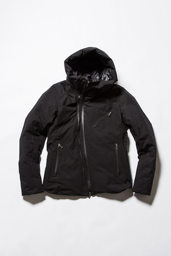 The Viridi-anne 17AW ダウンジャケット BLACK