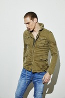【予約】ATM7 17AW COLD WEATHER M-65 USED KHAKI