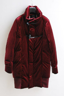【予約】OURET 17AW TOGGLE DOWN COAT BORDEAUX