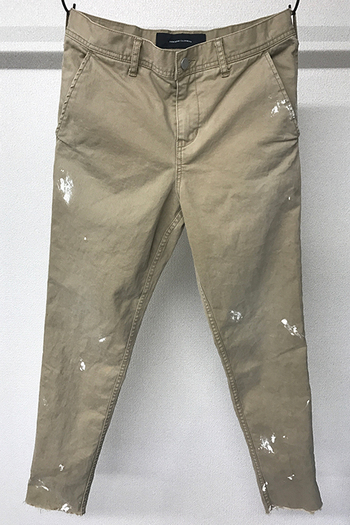 【予約】RESOUND CLOTHING 17AW Blind TROUSERS PT BEUSED