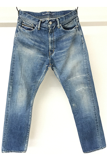 【予約】RESOUND CLOTHING 17AW KING DENIM INDB