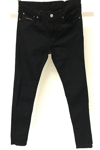 【予約】RESOUND CLOTHING 17AW LOAD  DENIM BLACK