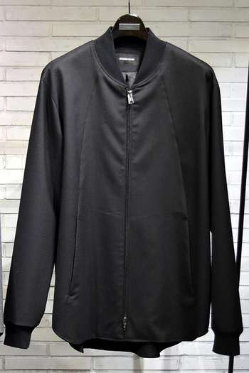 DIET BUTCHER SLIM SKIN ZIP BLOUSON BLK
