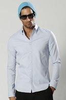 wjk 18SP simple B.D. shirts l.blue_wj81