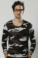 wjk 18SP cut-off sweat gray camo_wj81