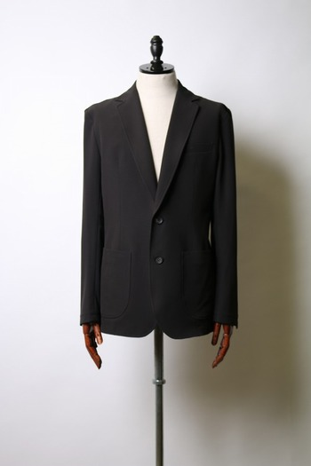【予約】wjk 18SP wind through jacket black_wj81