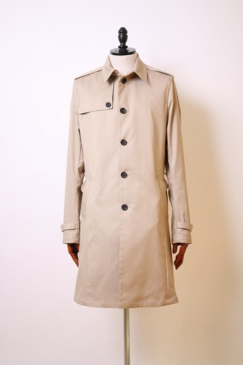 wjk 18SP single trench  beige_wj81