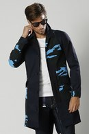 【予約】wjk 18SP remake crazy coat navy camo_wj81