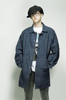 【特先】SEVESKIG 18SS RAIN DROP JQ COACH COAT_sv82