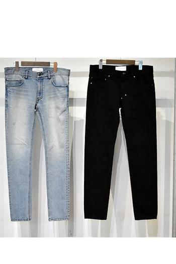 DBSS 18SS Used skinny denim pants_db82