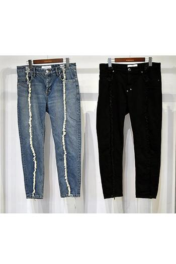 【予約】DBSS 18SS Joined tight straight denim pt_db82