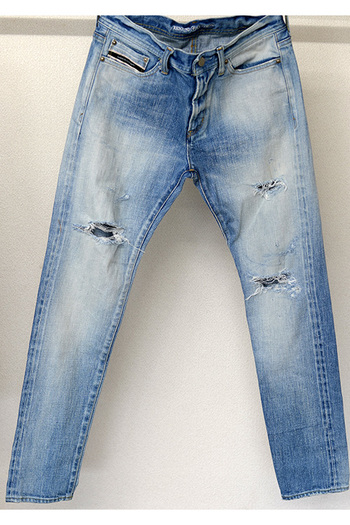【予約】RESOUND CLOTHING 18SS LOAD DENIM INDC_rc82