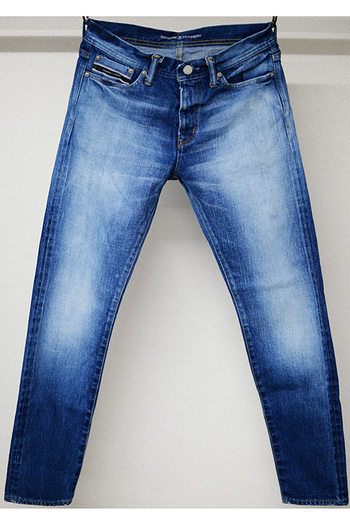 【予約】RESOUND CLOTHING 18SS LOAD DENIM INDA_rc82