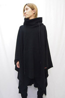 nude:mm オニ鹿の子 PARKA PONCHO_nm85