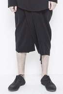 【予約】JULIUS 18PF CREASED EASY PANTS_ju84