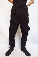 【予約】JULIUS 18PF OVER TWISTED PANTS_ju84
