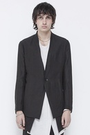 【予約】JULIUS 18PF COLLARLESS TAILORED JACKET_ju84