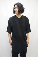 【予約】NILoS 18FW Kamon Round Sweat T Shirt_ns85