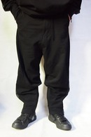 NILoS 18FW Slashing Baggy Pants_ns85