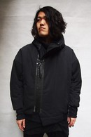 【予約】NILoS 18FW Padding Hooded Jacket_ns85